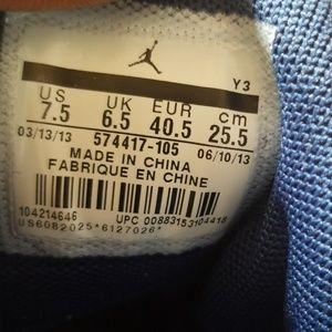 Jordan Shoes - Jordan Sneakers Size7.5